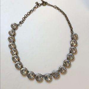 JCrew Venus Flytrap Necklace